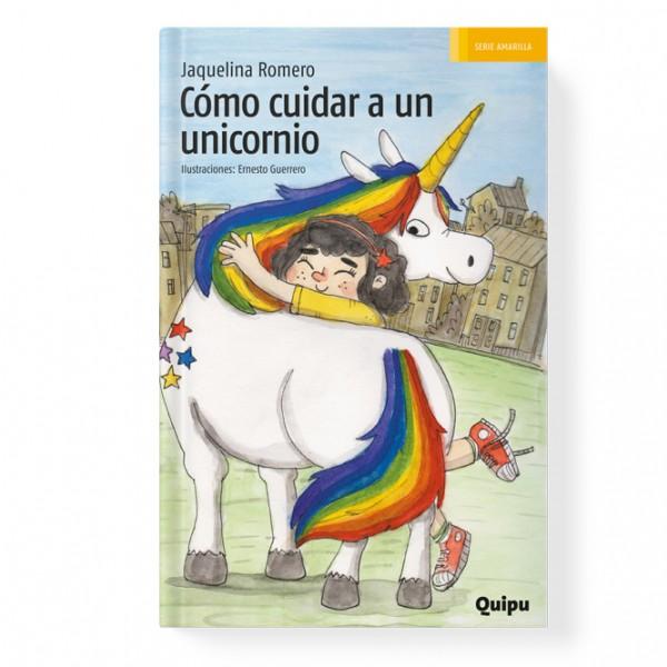 Cómo cuidar a un unicornio