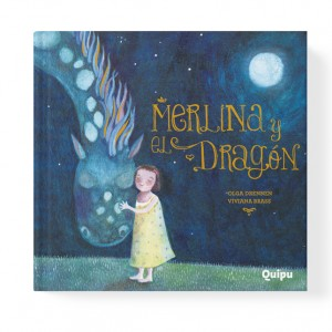 Merlina and the Dragon