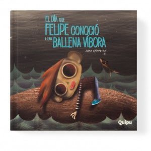 El día que Felipe conoció a una ballena víbora