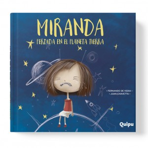 Miranda, perdida en el planeta Tierra