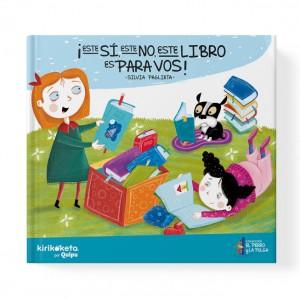¡Este sí, este no, este libro es para vos!