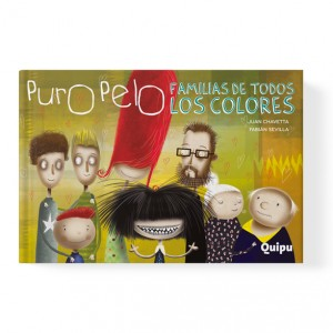 Puro Pelo - Families of all colours