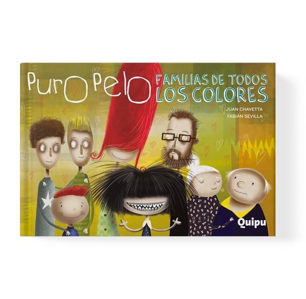 Puro Pelo - Familias de todos los colores