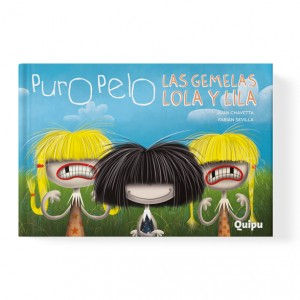 Puro Pelo - The twins Lola and Lila