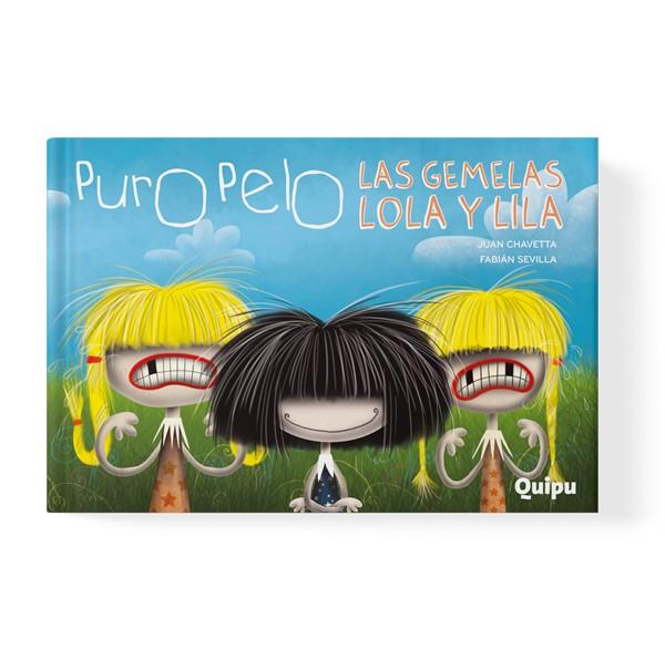 Puro Pelo - Las gemelas Lola y Lila