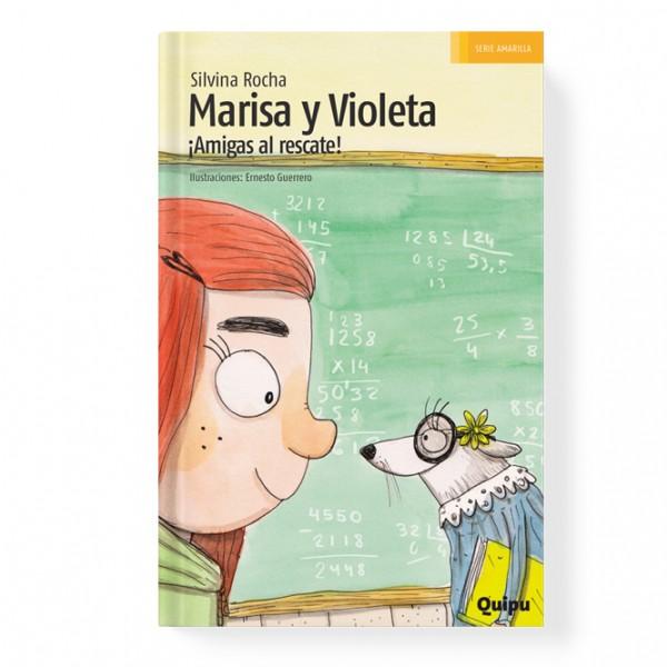 Marisa y Violeta ¡Amigas al recate!