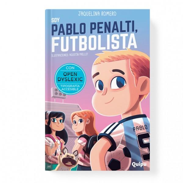 Pablo Penalti, futbolista