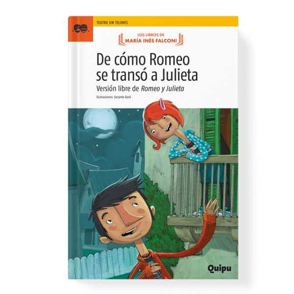 How Romeo made out with Juliet
