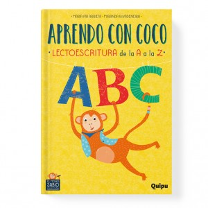 I learn with Coco - Literacy from A to Z