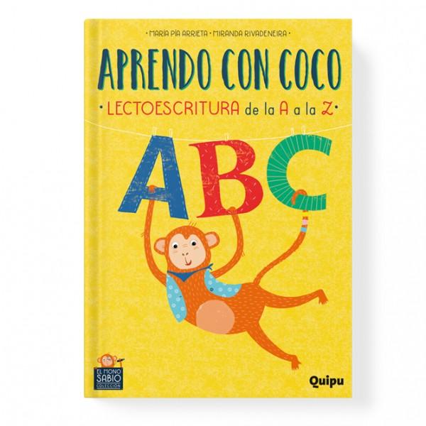 Aprendo con Coco - Lectoescritura de la A a la Z
