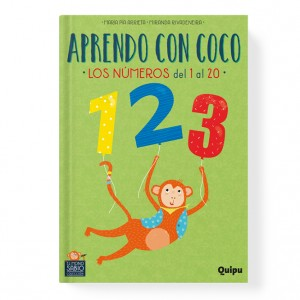 I learn with Coco - The numbers from 1 to 20