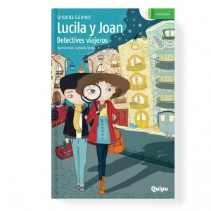 Lucila and Joan, travelers detectives