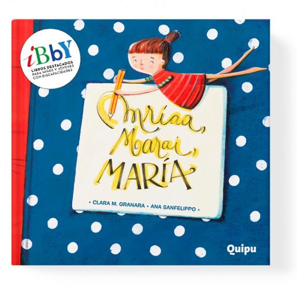 Mríaaa, Marai, María