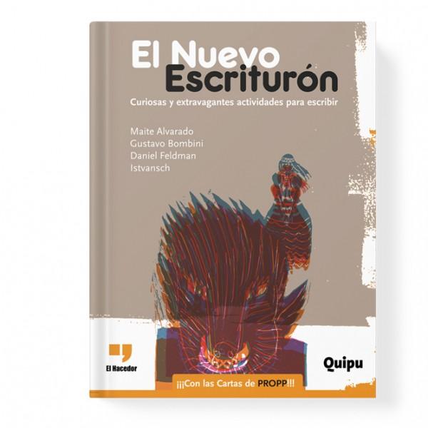 El Nuevo Escriturón. Curious and extravagant activities to write