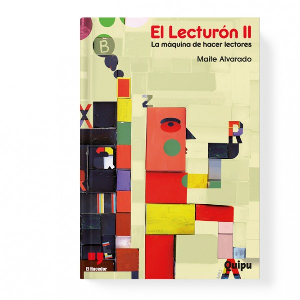 El Lecturón II. The creating readers machine