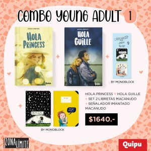 Combo Young Adult 1