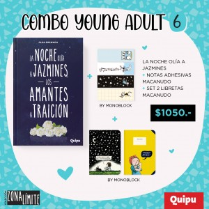 Combo Young Adult 6